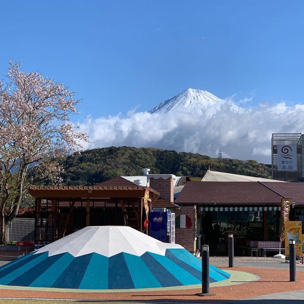 富士山公園_富士川楽座