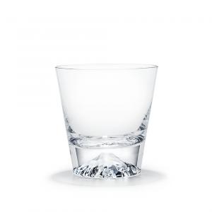 富士山玻璃杯_江戸硝子