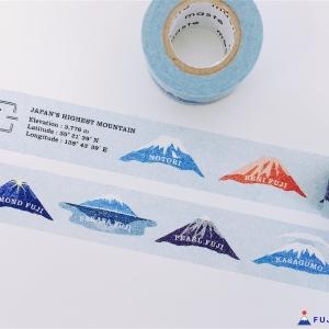 富士山百態紙膠帶-MARK'S maste