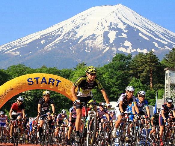 富士山賽事_富士山自行車挑戰賽