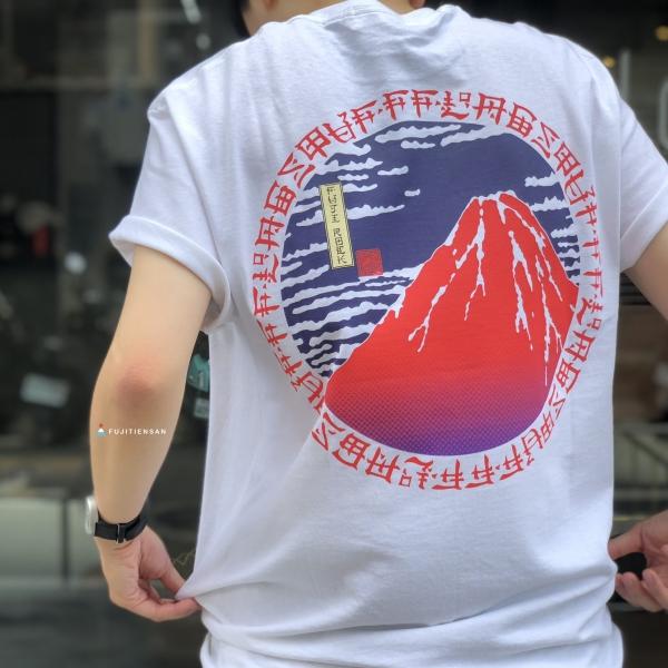 富士山衣服_FUJI ROCK FESTIVAL'19 × BEAMS_浮世繪