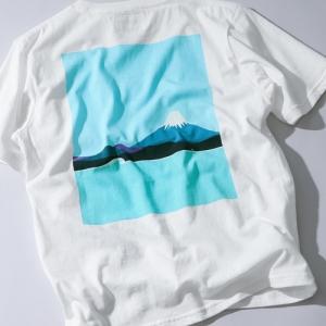 富士山衣服_JonasClaesson×DOORS
