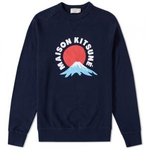 富士山衣服_MAISON KITSUNE