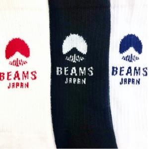 富士山襪子_BEAMS JAPAN