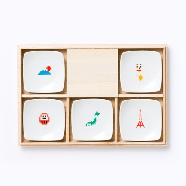日本代表物筷架_The Porcelains