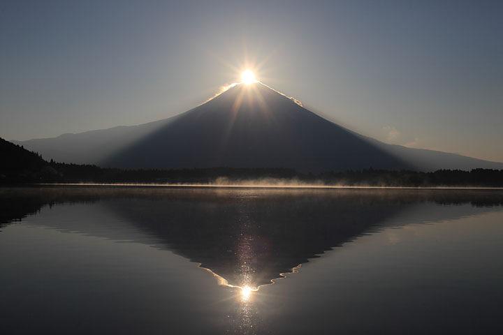 雙鑽石富士