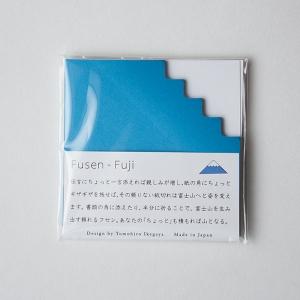 富士山便條紙-goodbymarket