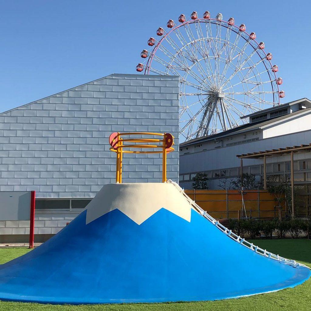 富士山公園_岩ケ池公園
