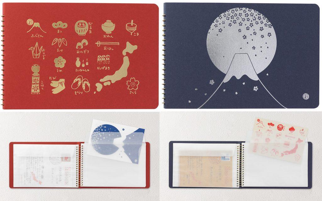 富士山明信片收藏冊_日本&富士山與櫻花
