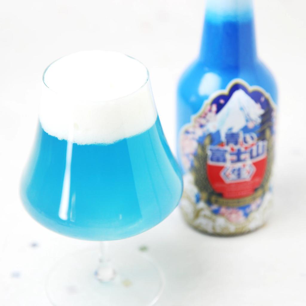 富士山啤酒