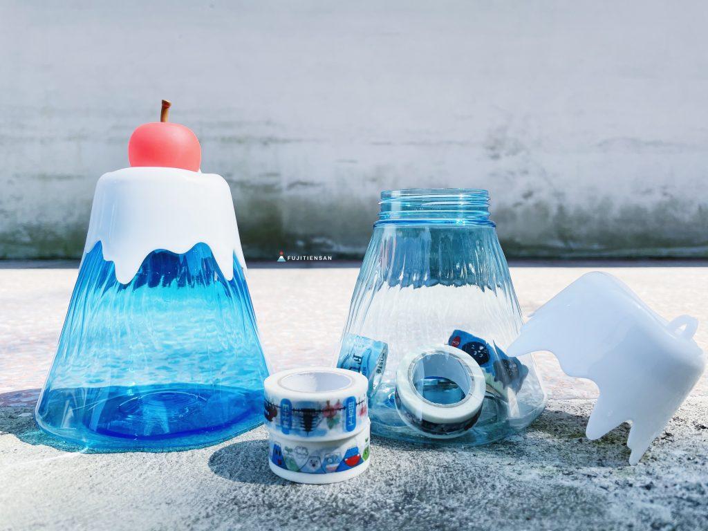 富士山造型水壺